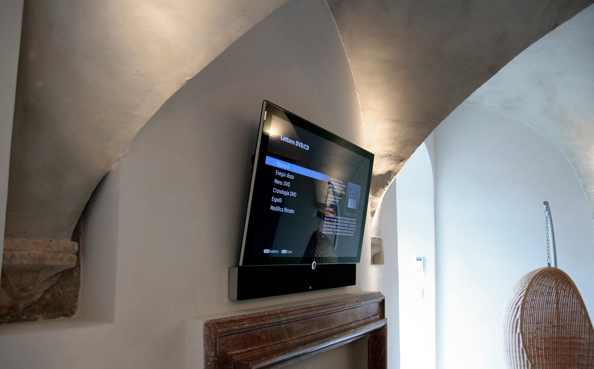 audio video multiroom-residenziale-avantgarde italia